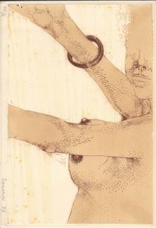 彫版 Cremonini - Sans titre