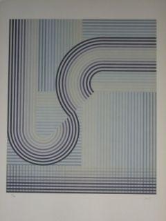 リトグラフ Sempere - Sans titre