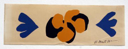 リトグラフ Matisse - Sans Titre
