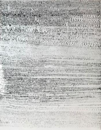 シルクスクリーン Bloch - Sans Titre