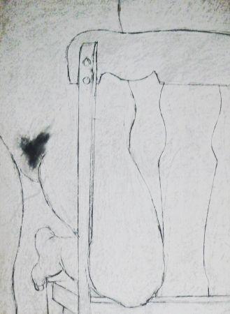 リトグラフ Segal - Sans titre