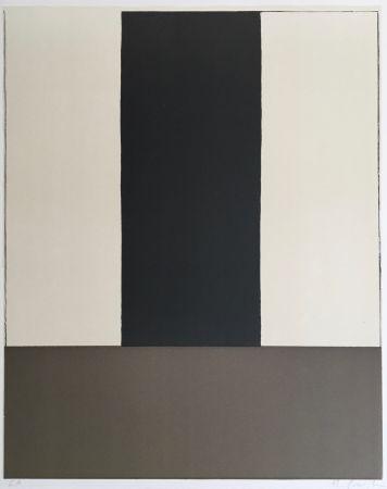 リトグラフ Spescha - Sans titre