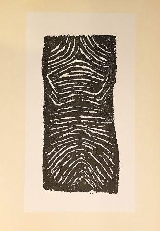リトグラフ Ubac - Sans titre (1971)