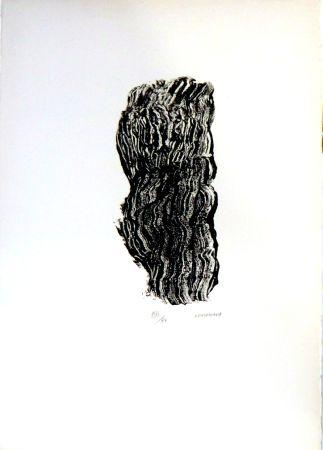 リトグラフ Michaux - Sans titre n°127
