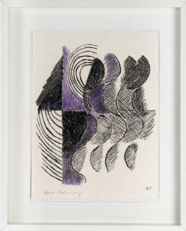 エッチングと アクチアント Delaunay - Sans titre / Untitled