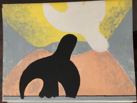 リトグラフ Braque - Sans titre / Untitled