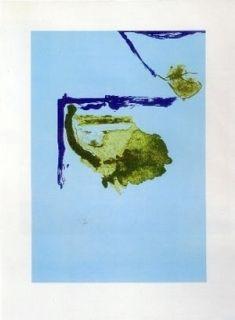 エッチング Frankenthaler - Sardine