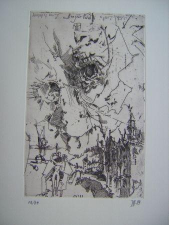 彫版 Janssen - Saut de temp