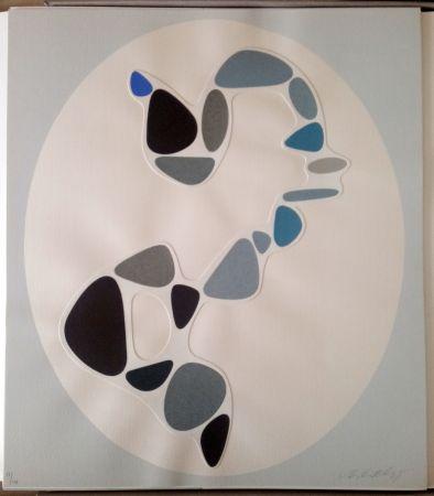 技術的なありません Vasarely - Sauzon (Belle Isle) - Collage