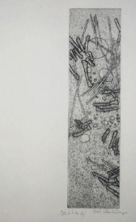 彫版 Celan Lestrange - Schwarzmaut - 11