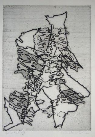 彫版 Celan Lestrange - Schwarzmaut - 13