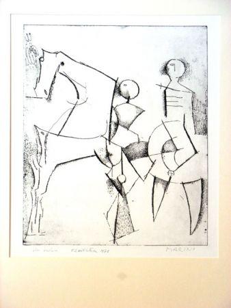 彫版 Marini - Scomposizione