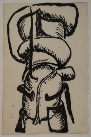技術的なありません Müller - Sculpture / Skulpturstudie.