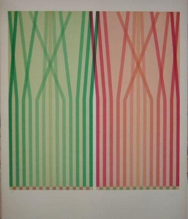 リトグラフ Sempere - Se2