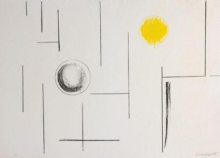 リトグラフ Hepworth - Sea Forms