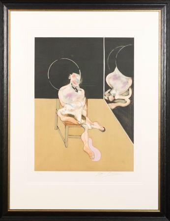 アクチアント Bacon - 'Seated Figure'