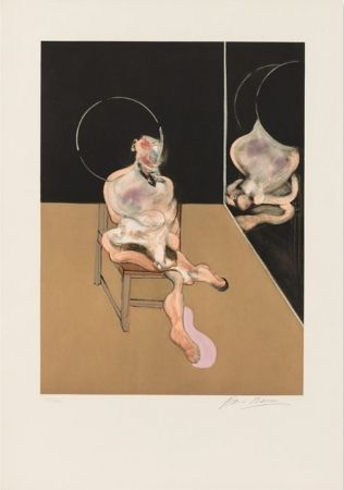 アクチアント Bacon - Seated Figure 1983