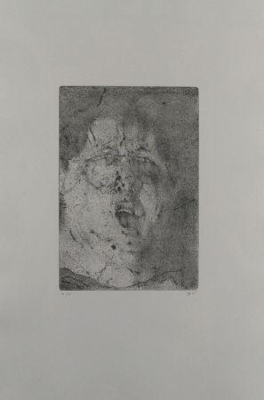 彫版 Janssen - Selbst, dramatisch