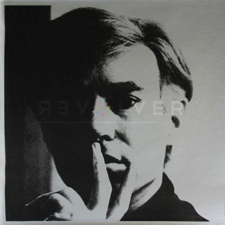 多数の Warhol - Self-Portrait 1966 (Fs Ii.16)