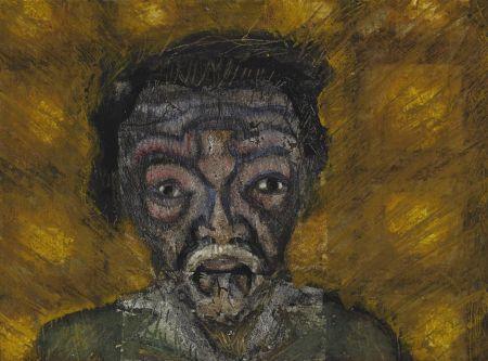 技術的なありません Toledo - Self-Portrait with Green Shirt