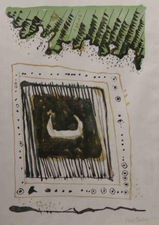 リトグラフ Bradley - SENZA TITOLO