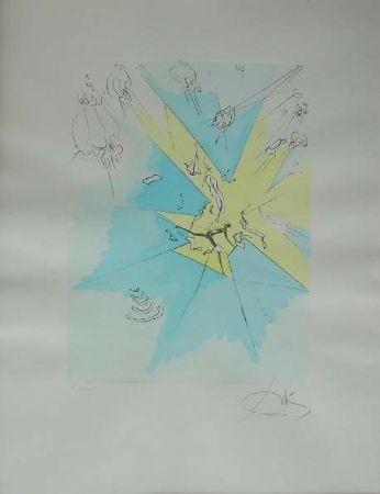 リトグラフ Dali - Senza Titolo