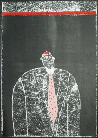 リトグラフ Selden - Senza titolo (Untitled)