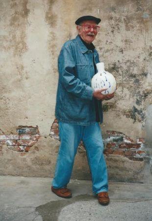 多数の Frost - Serenissimo - Glass Vase - A tribute to Venice and the Lagoon