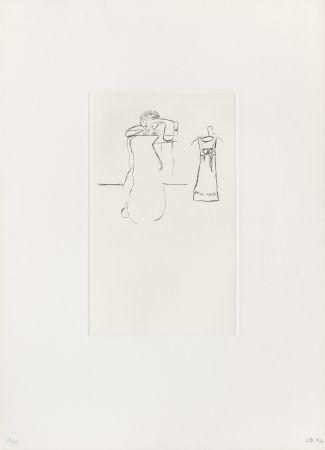 彫版 Bourgeois - Sewing (Autobiographical series 8)
