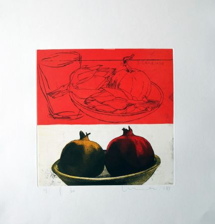 エッチングと アクチアント Mair - S.Graziano