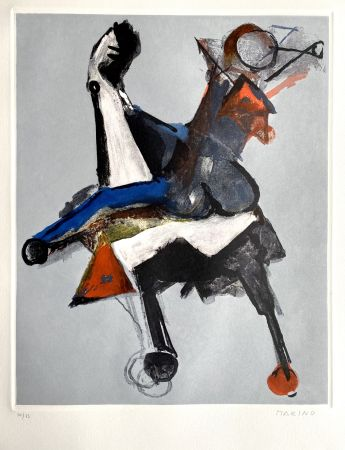 エッチングと アクチアント Marini - Shakespeare I, Sheet II