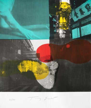 リトグラフ Soulie - Shanghai Nocturne