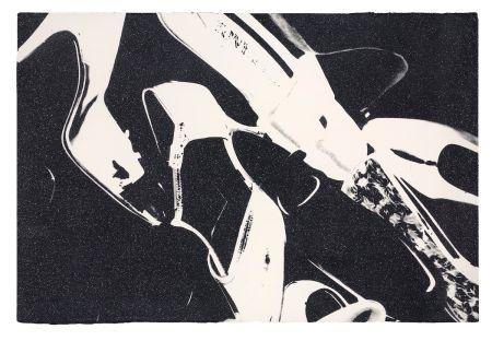 シルクスクリーン Warhol - Shoes (FS II.255)
