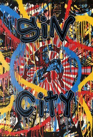 シルクスクリーン Speedy Graphito - Sin City