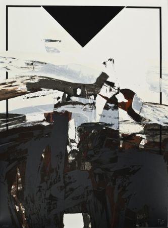 シルクスクリーン Feito - Sin título
