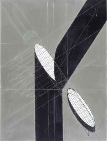 リトグラフ Pomodoro - Sin titulo