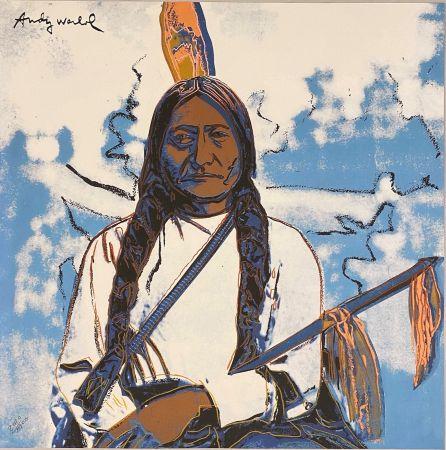 オフセット Warhol - Sitting Bull