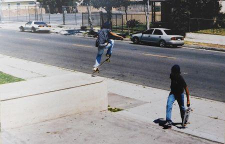 写真 Clark - Skaters (Wassup Rockers)
