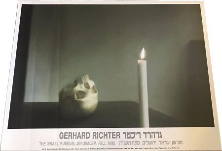 掲示 Richter - Skull with Candle