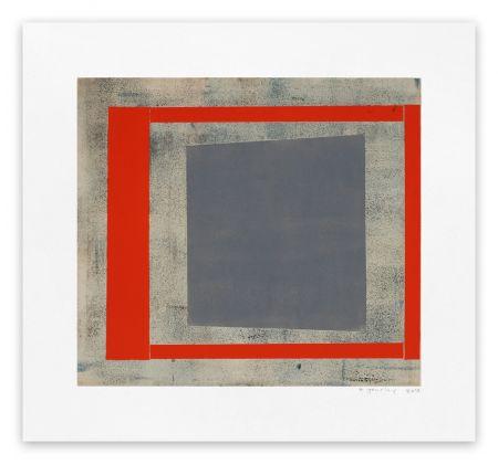 モノタイプ Gourlay - Slate red ash 1