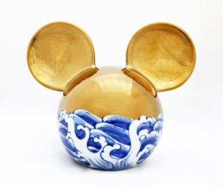 セラミック Lihong - Small Mickey – gold
