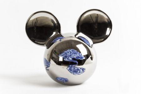 セラミック Lihong - Small Mickey – silver