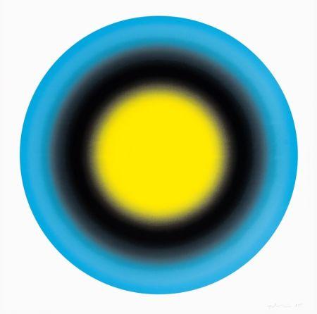 シルクスクリーン Rondinone - Small Sun 1