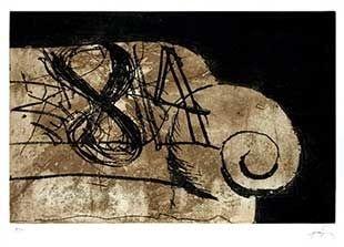 彫版 Tapies - Sofa