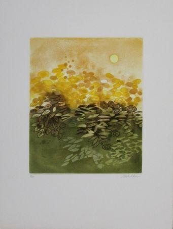 エッチングと アクチアント Walker - Soleil / Sun