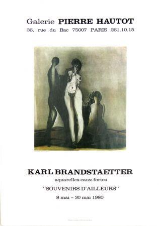 オフセット Brandstätter - Souvenirs D'Ailleurs
