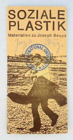 オフセット Beuys - Soziale plastik