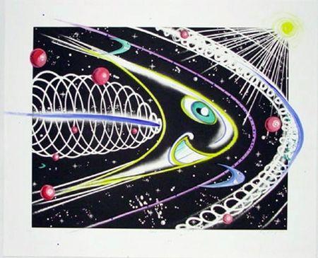 彫版 Scharf - Space Traveler