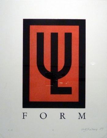 エッチングと アクチアント Lüthi - Spirit. Form. Reason.