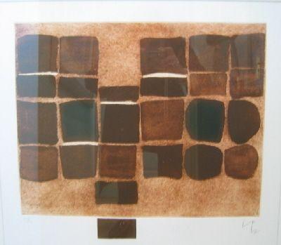エッチングと アクチアント Pasmore - Square Development 1953 - 75